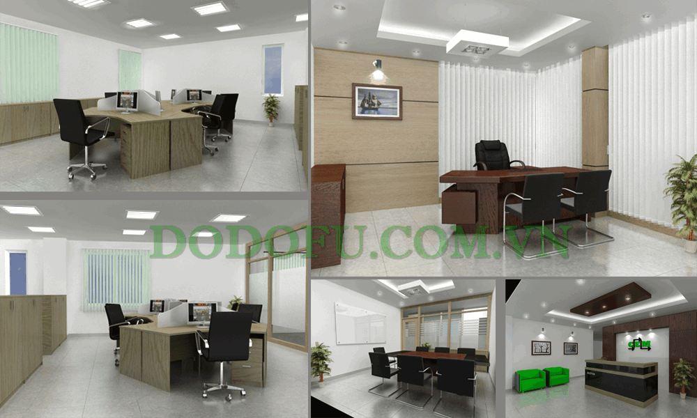 cung cấp nội thất văn phòng tại Hải Phòng